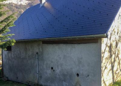 BEAULIEU TOITURE Charpente - Couverture - Zinguerie-en-Savoie - Chantier - Toiture rénovation ardoise - Saint Thibaud de couz 73-2971