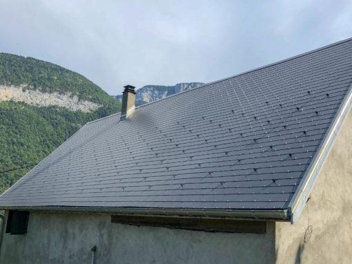Rénovation de Toiture en ardoise – Saint-Thibaud-de-Couz – 73