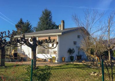 BEAULIEU TOITURE Charpente - Couverture - Zinguerie-en-Savoie - Chantier - Tuile mécanique terre cuite rouge nuancé brison saint innocent 73 -2